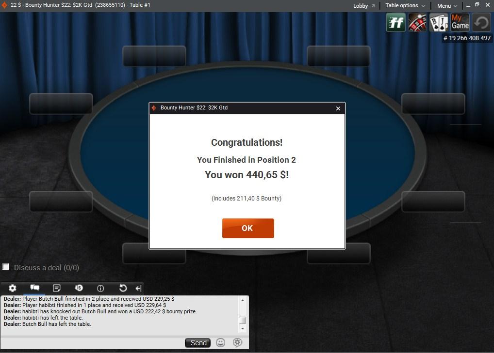 Занос покер