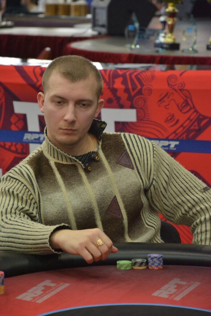Преподаватель Покер школы на RPT Минск